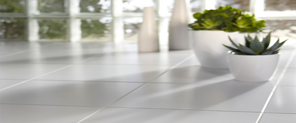 how to clean grout without going on hands and knees